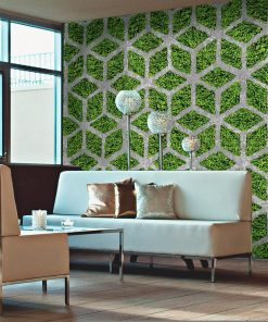 Kensie wall mural from HD Walls Biophilic Design Collection