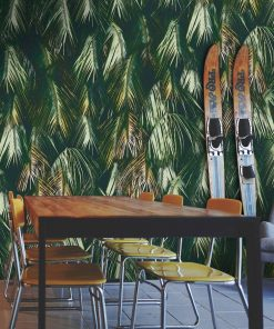 Palma wall mural from HD Walls Biophilic Design Collection