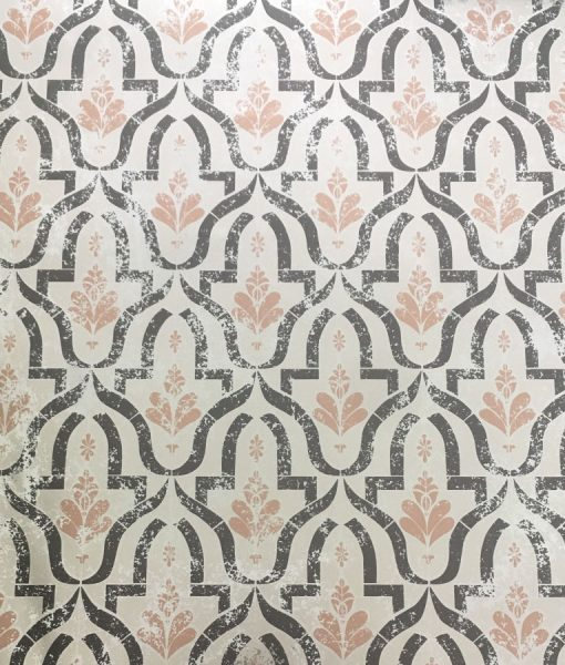 HD Walls Estella Flamingo Smoke wallpaper pattern