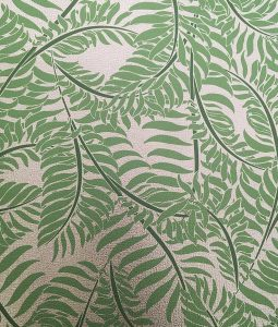 Close up of fern patterned Florina wallpaper from HD Walls