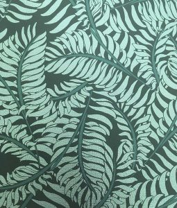 Fern-styled wall paper pattern from HD Walls